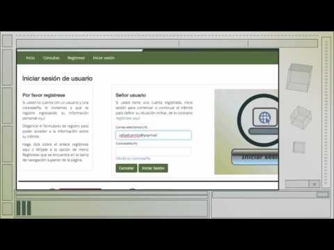 Proceso de registro e inscripción Ejercito Nacional Colombia 2014