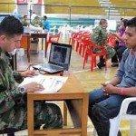 Situación militar