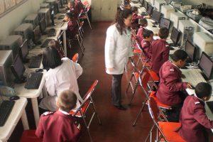 basica primaria Colegio Militar Simon Bolivar Colombia