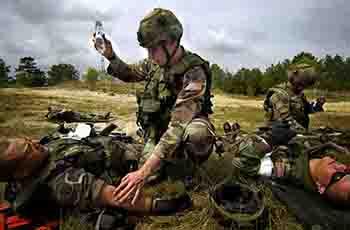 sanidad militar Colombia